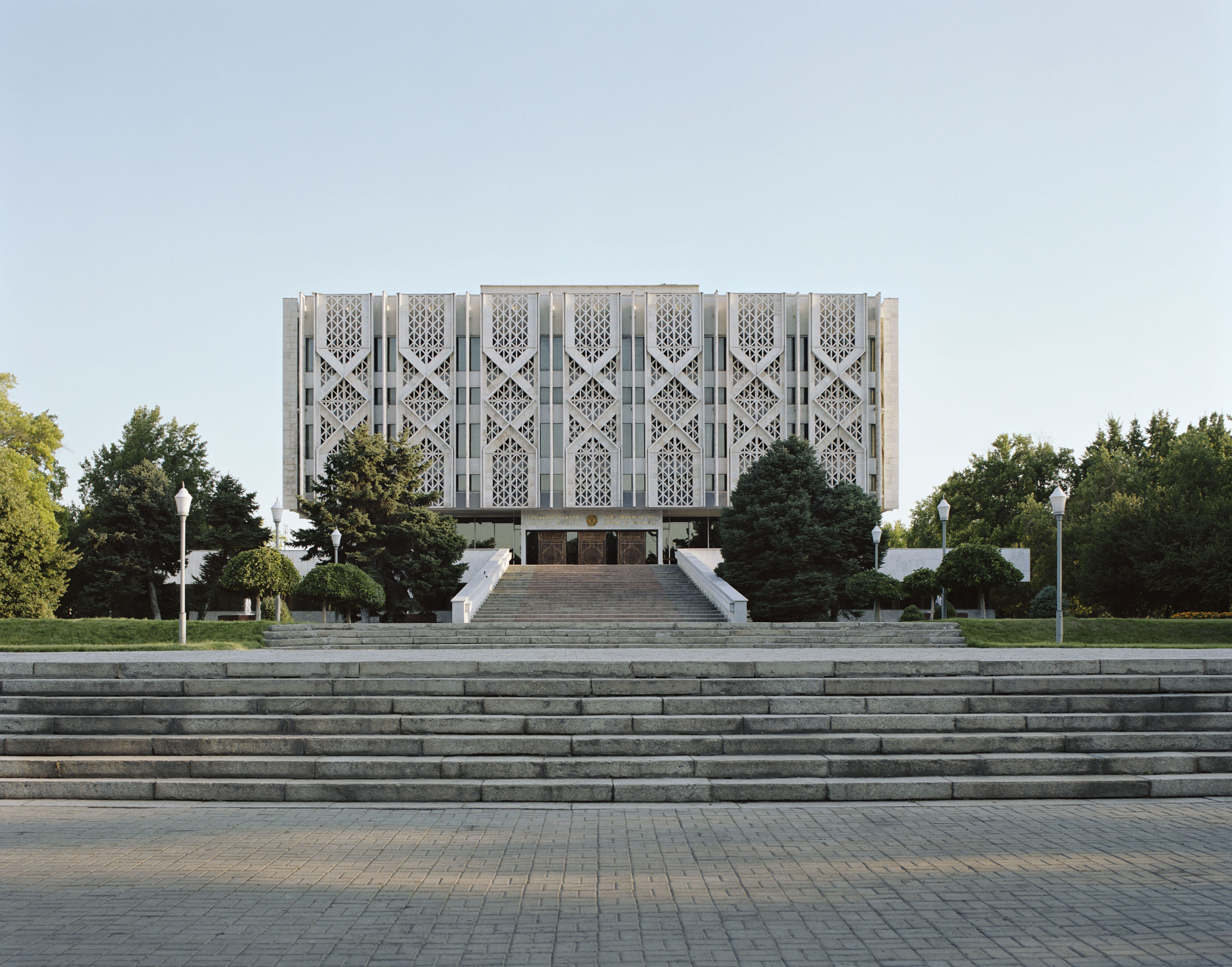 Evgeny Rozanov, architect: biography, outstanding buildings 80